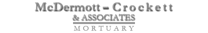 McDermott-Crockett & Associates Mortuary