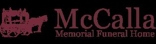 McCalla Memorial Funeral Home