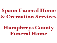 Spann Funeral Home & Cremation Services / Humphreys County Funeral Home