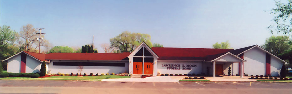Contact Us | Lawrence E. Moon Funeral Home