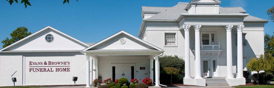 Plan Ahead | Evans & Browne's Funeral Home