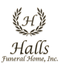 Halls Funeral Home