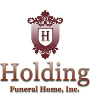 Holding Funeral Home, Inc.