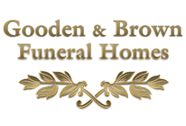 Gooden & Brown Funeral Homes.