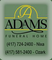 Adams Funeral Home