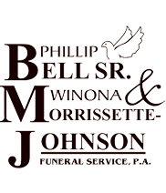 Phillip Bell Sr. and Winona Morrissette-Johnson Funeral Service, P.A.
