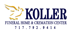 Koller Funeral Home & Cremation Center.