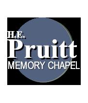 H.E. Pruitt Memory Chapel