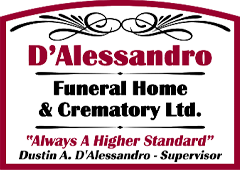 D'Alessandro Funeral Home & Crematory, Ltd.