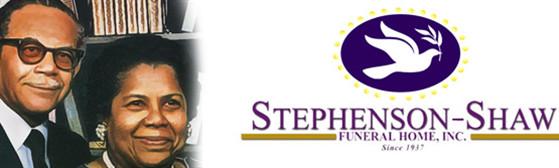 Obituaries | Stephenson-Shaw Funeral Home, Inc.