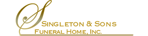 Singleton & Sons Funeral Home, Inc