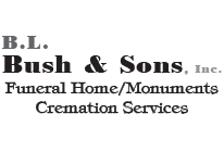 B.L. Bush & Sons Funeral Home / Monuments