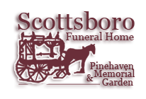 Scottsboro Funeral Home & Pinehaven Memorial Gardens