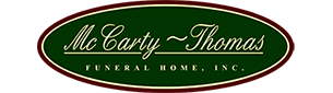 McCarty-Thomas Funeral Home