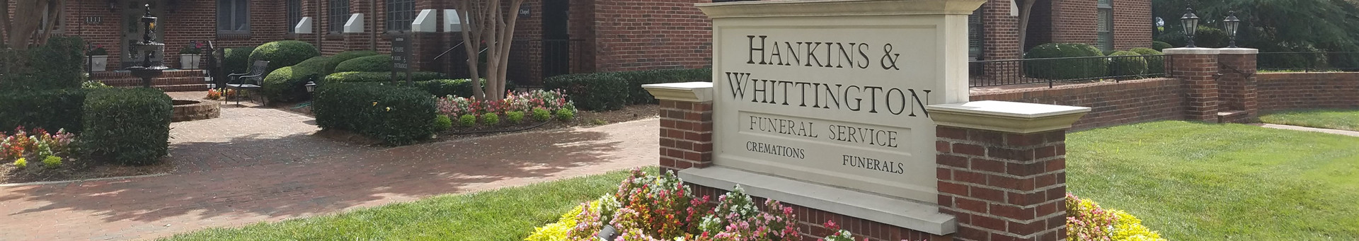 About Us | Hankins & Whittington Funeral & Cremation Service