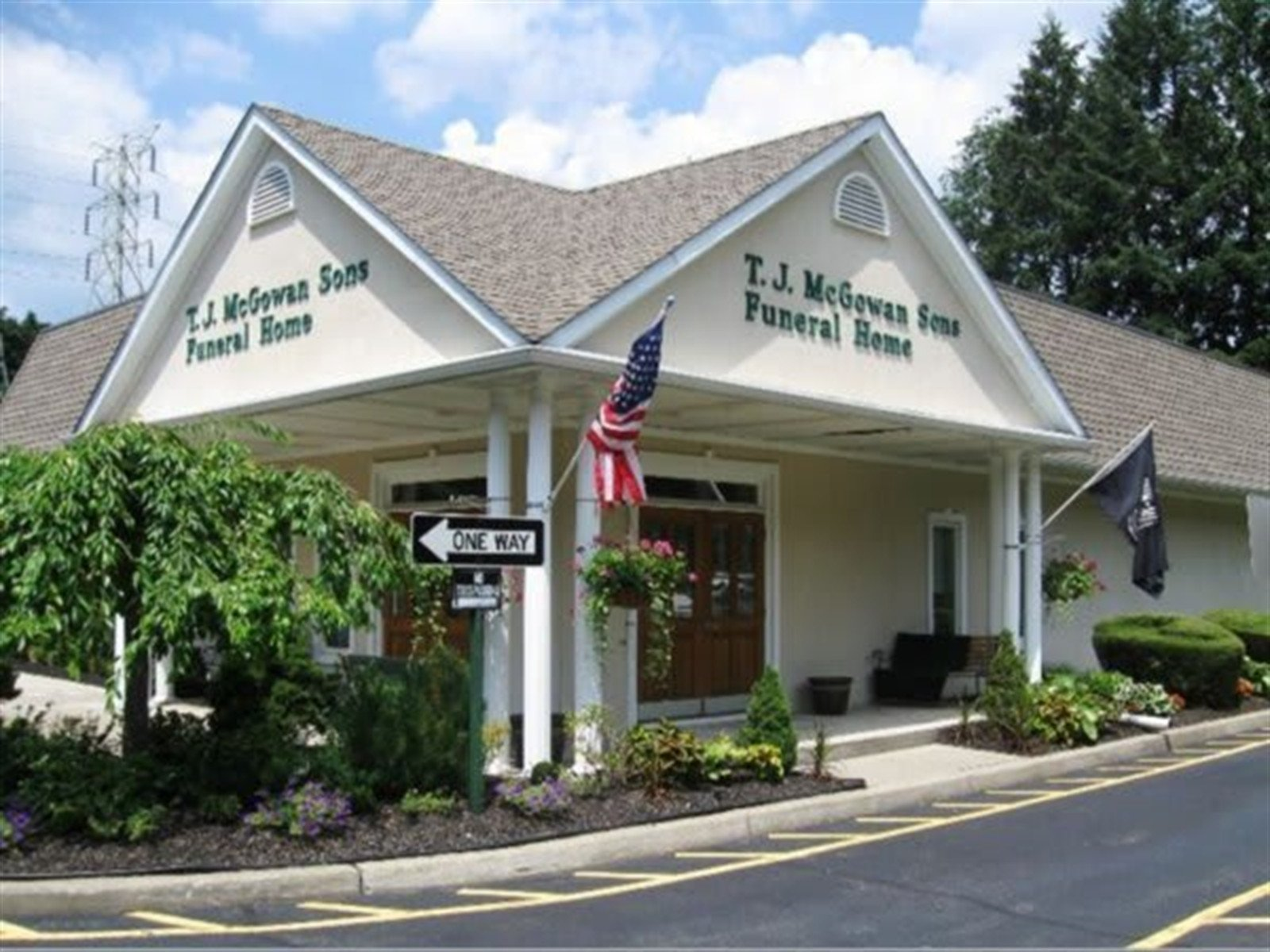T J McGowan Sons Funeral Home Cremation Services Haverstraw NY