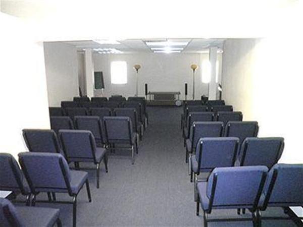 Chapel Entrance