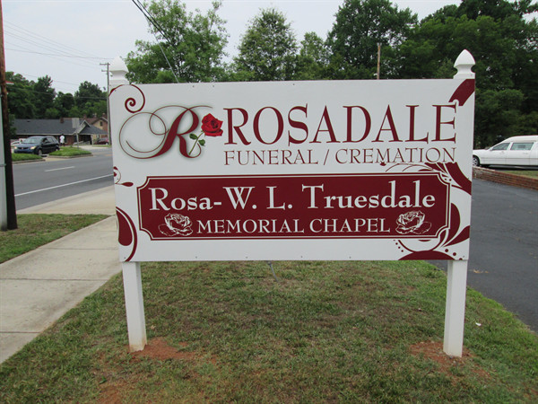 The House of Rosadale Welcomes you.