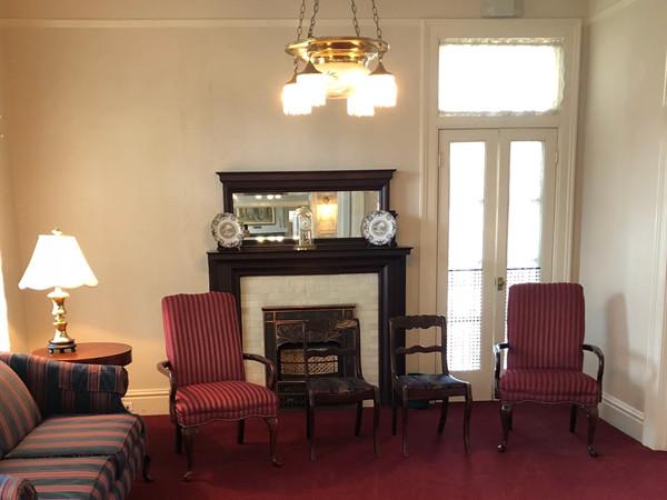 North Sitting Room