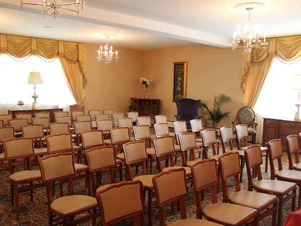 Arnold Chapel Chairs