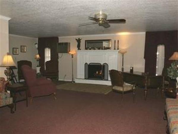 The Fireside Room