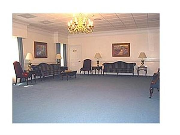 Blue Ridge Chapel: Visitation Room