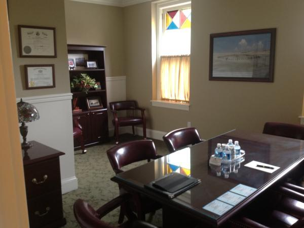 Second Floor Meeting Room/Lounge Remodeled 2012