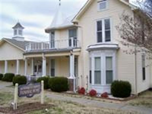 A Wonderful, Beautiful, Traditional Funeral Home with much History.
