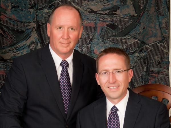 William Atkin - Funeral Director/Owner Jason Barclay - Funeral Director/Owner