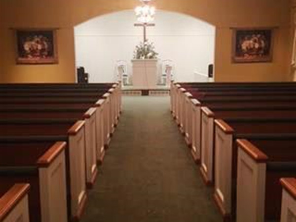 Ivie Funeral Home Chapel