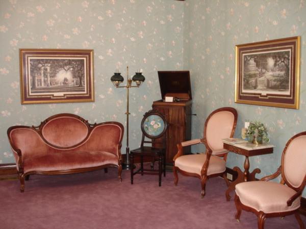 Chapel Foyer