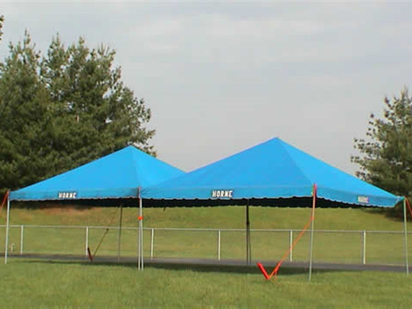 As one of our community services, Horne Funeral Service is pleased to provide outdoor tents for use by church and other non-profit organizations in our area.