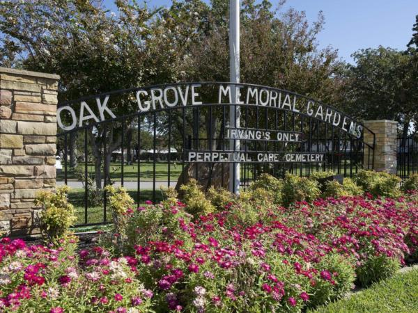 Facilities & Directions | Oak Grove Memorial Gardens, Tx