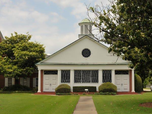 Charles S. Kelley Chapel