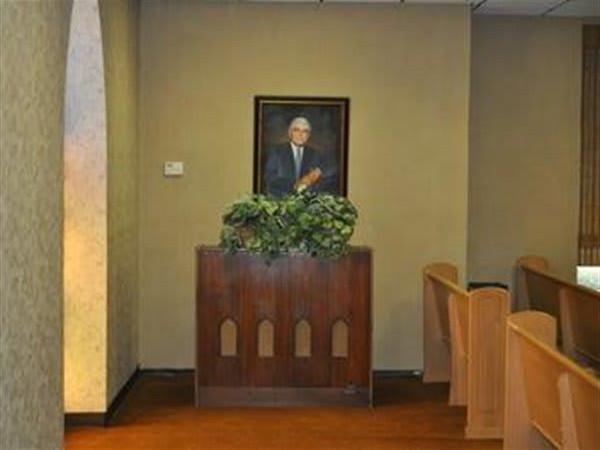 Hammond Church Organ