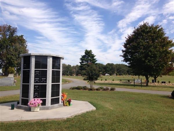 The Cremation Garden