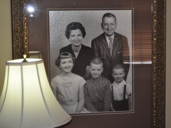 "R.E. ""Toad"" Farrar and Family"