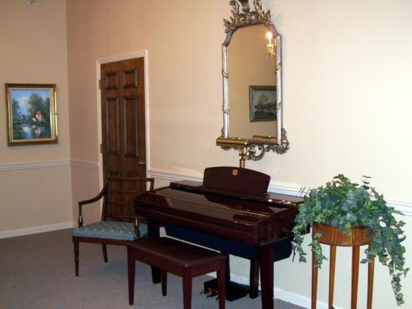 Clavinova for piano or organ music