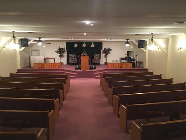 Robertson Route 66 Chapel