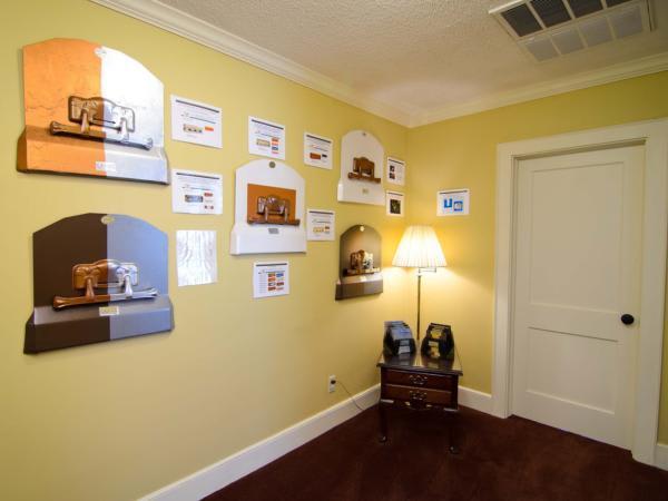 Arrangement Room Vault Wall
