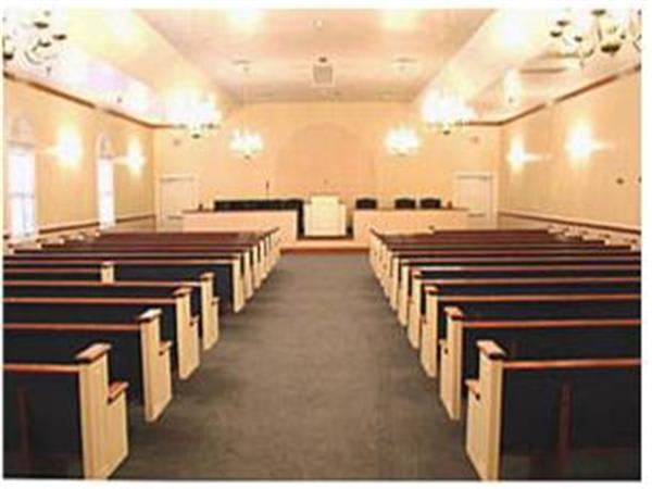 Murphy Chapel: Chapel