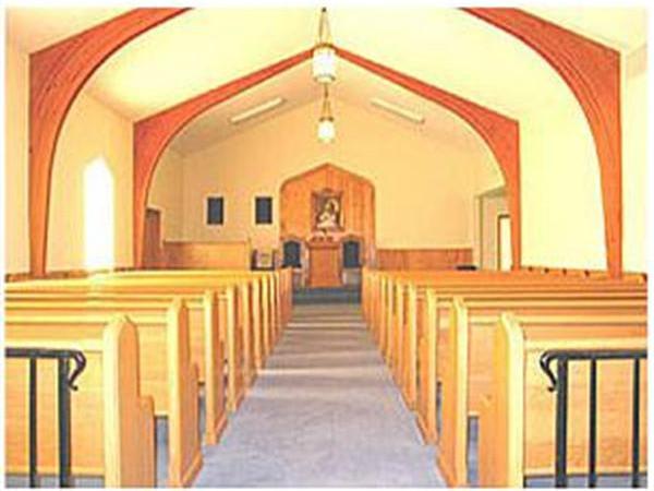 McCaysville Chapel: Chapel
