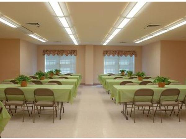 Upper Level Reception Area
