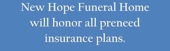 Plan Ahead | New Hope Funeral Home