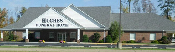 Contact Us | Hughes Funeral Home