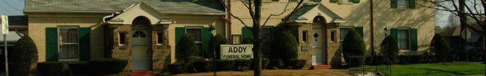 What We Do | Addy Funeral Home