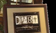 Personalized Memorial Art