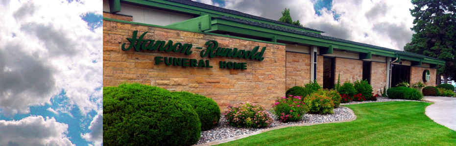 Contact Us | Hanson-Runsvold Funeral Home