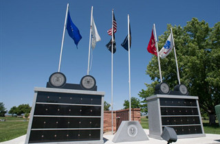 Honoring a Veteran in fort collins