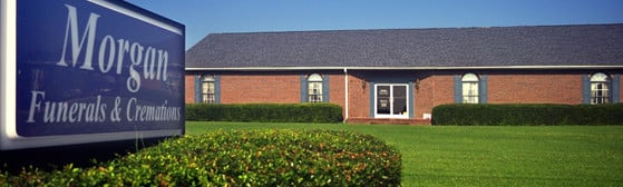 Contact Us | Morgan Funerals & Cremations, Inc. 320 South Glendale Dr. Rocky Mount, NC 27801